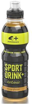 4+ performance sport drink+ isotonic orange 500 ml