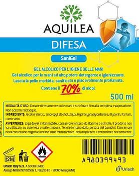Aquilea difesa sanigel 500 ml