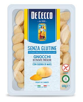 De cecco gnocchi di patate fresche 500 g