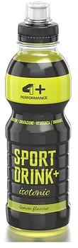4+ performance sport drink+ isotonic lemon 500 ml