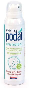 Phytopodal spray fresh 3in1 125 ml