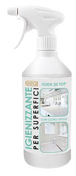 Geal igien 20 top detergente igienizzante spray 750 ml