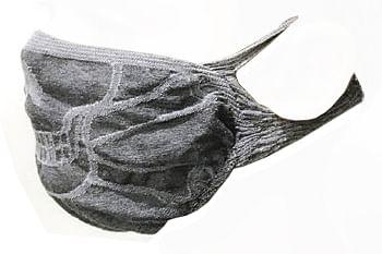 Colipra mascherina bimbo filtrante idrorepellentelavabile grigia