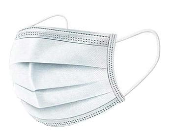 Maskinn maschera chirurgica tipo ii monouso a tre strati 5 pezzi