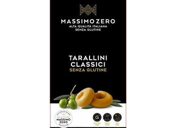 Massimo zero taralli classici 180 g