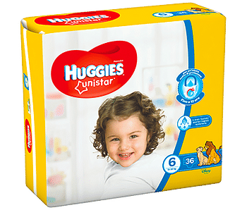 Huggies unistar tg 5 40 pezzi 980533525