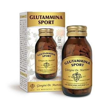 Glutammina sport 180 pastiglie