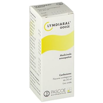 Pascoe lymdiaral gocce 20 ml complesso