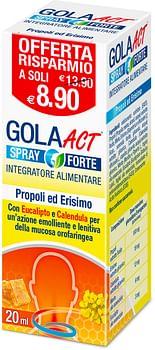 Gola act spray forte 20 ml