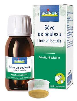 Seve de bouleau boiron estratto idroalcolico 60 ml