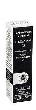 Sanum albicansan d5 gocce 10 ml