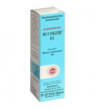Sanum mucokehl d5 collirio 5 ml