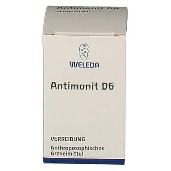 Weleda antimonit d6 trituration 20 g