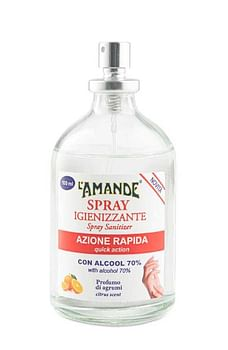 Marseille spray igienizzante 100 ml