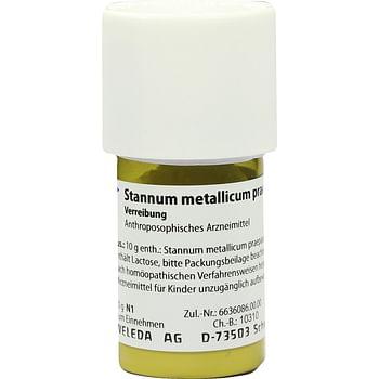 Stannum met pr d20 20g polvere