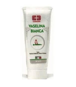 Curaderm vaselina bianca tubo 30 ml