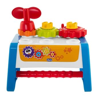 Chicco gioco s2p 2 in 1 gear&toolbox