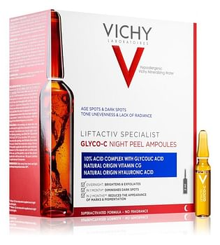 Liftactiv spec glyco-c ampolle 10x2 ml