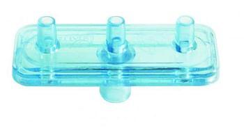 Piastra mesoterapia senza aghi lineare 3 coni 50 pezzi