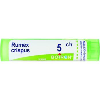 Rumex crispus 5 ch granuli