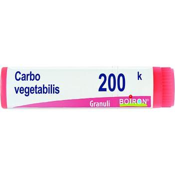 Carbonicum o vegetabilis 200k globuli