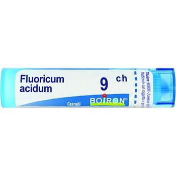Fluoricum ac 9ch granuli