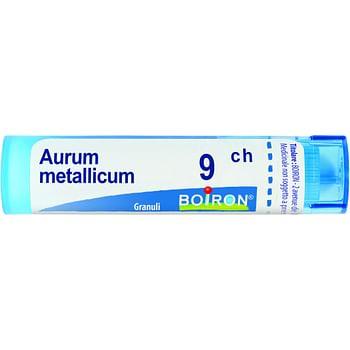 Aurum metallicum 9 ch granuli