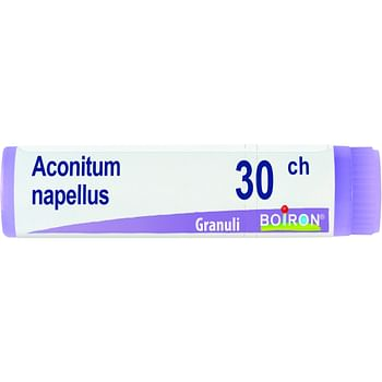 Aconitum napellus 30ch globuli
