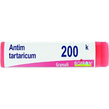 Antimonium tart 200k globuli