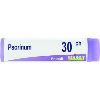Psorinum 30 ch globuli