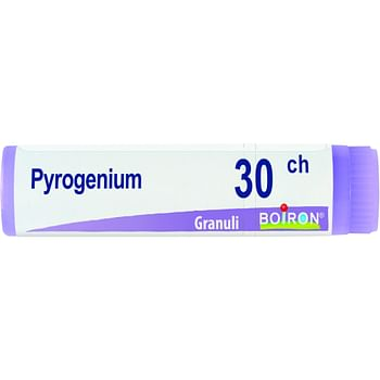 Pyrogenium 30ch globuli