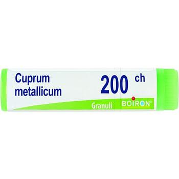 Cuprum metallicum 200 ch globuli
