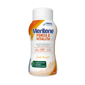 Meritene drink vaniglia alimento arricchito 200 ml