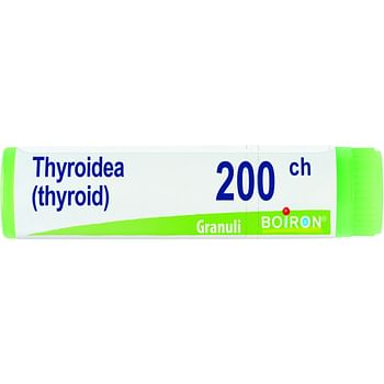 Thyroidinum 200ch globuli