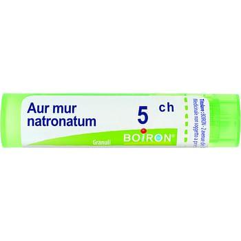 Aurum muriaticum natr 5ch granuli