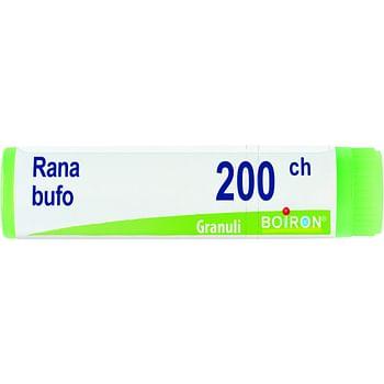 Rana bufo 200ch globuli