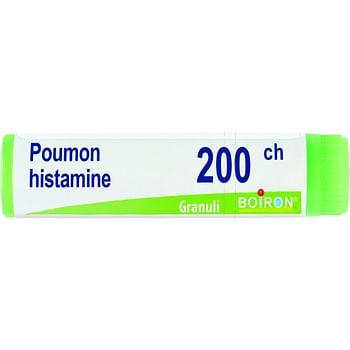 Poumon histamine 200ch globuli