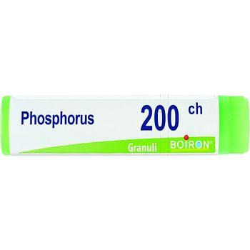 Phosphorus 200 ch globuli