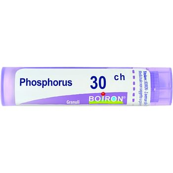 Phosphorus 30 ch granuli