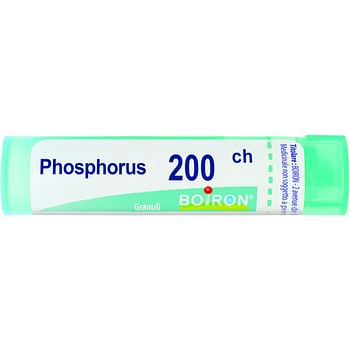 Phosphorus 200 ch granuli