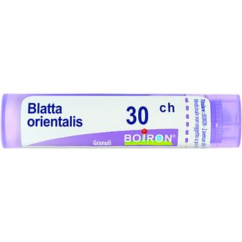 Blatta orientalis 30ch granuli