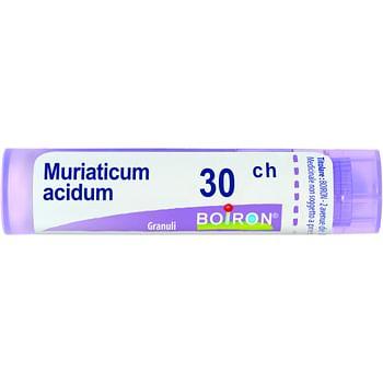 Muriaticum acidum 30 ch granuli