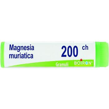 Magnesia muriatica 200 ch globuli