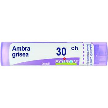 Ambra granuliisea 30 ch granuli