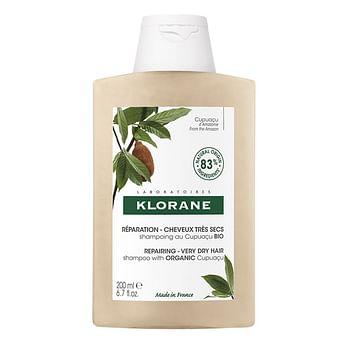 Klorane shampoo burro di cupuacu 200 ml