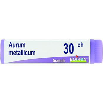 Aurum metallicum 30ch globuli