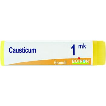 Causticum mk globuli