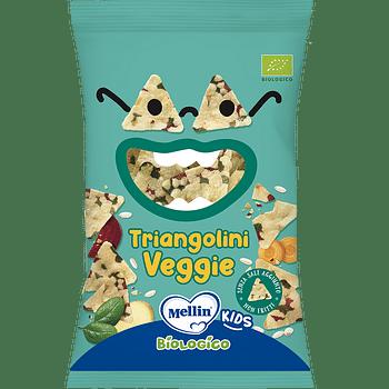 Mellin triangolini veggie 30 g