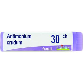 Antimonium crudum 30 ch globuli