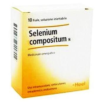 Heel selenium compositum 10 fiale
